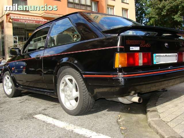 TRASERA FORD RS TURBO